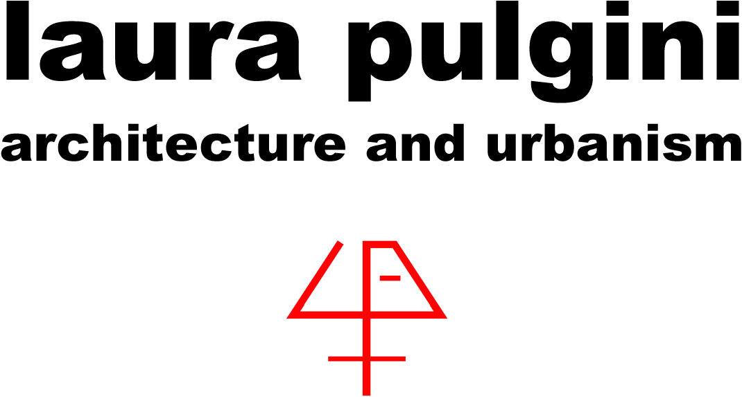 laura pulgini, architecture and design